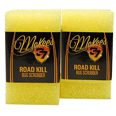 McKee's 37 MK37-950 Road Kill Bug Scrubber (2 Pack): Automotive