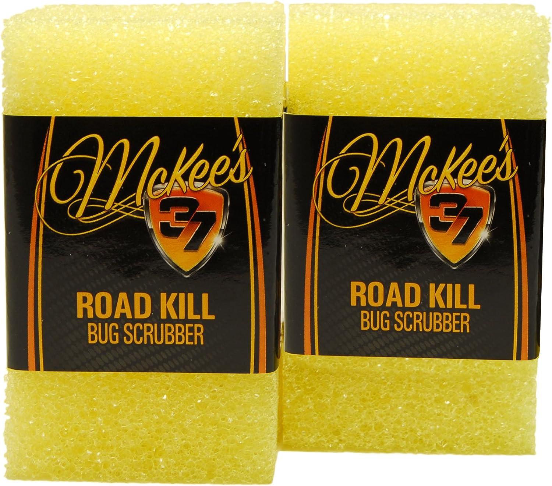 McKee's 37 MK37-950 Road Kill Bug Scrubber (2 Pack)