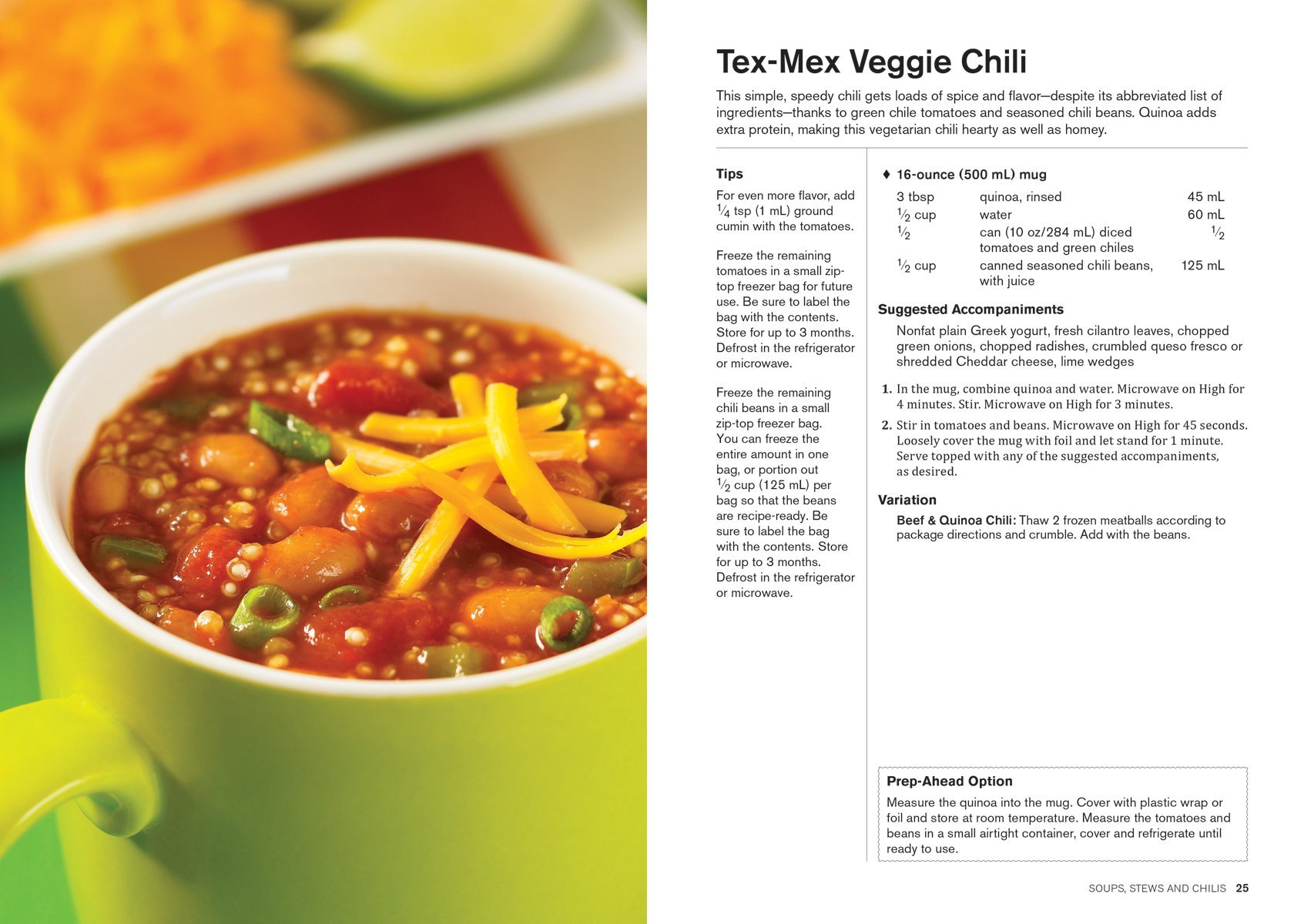 250 Best Meals in a Mug: Delicious Homemade Microwave Meals in ...