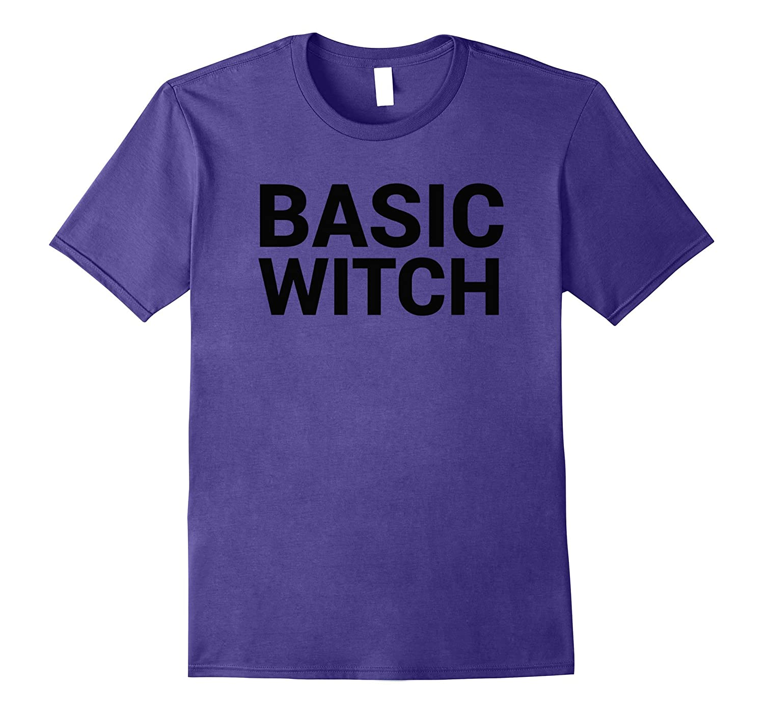 Basic Witch T-Shirt | Halloween Costume T-Shirt-T-Shirt