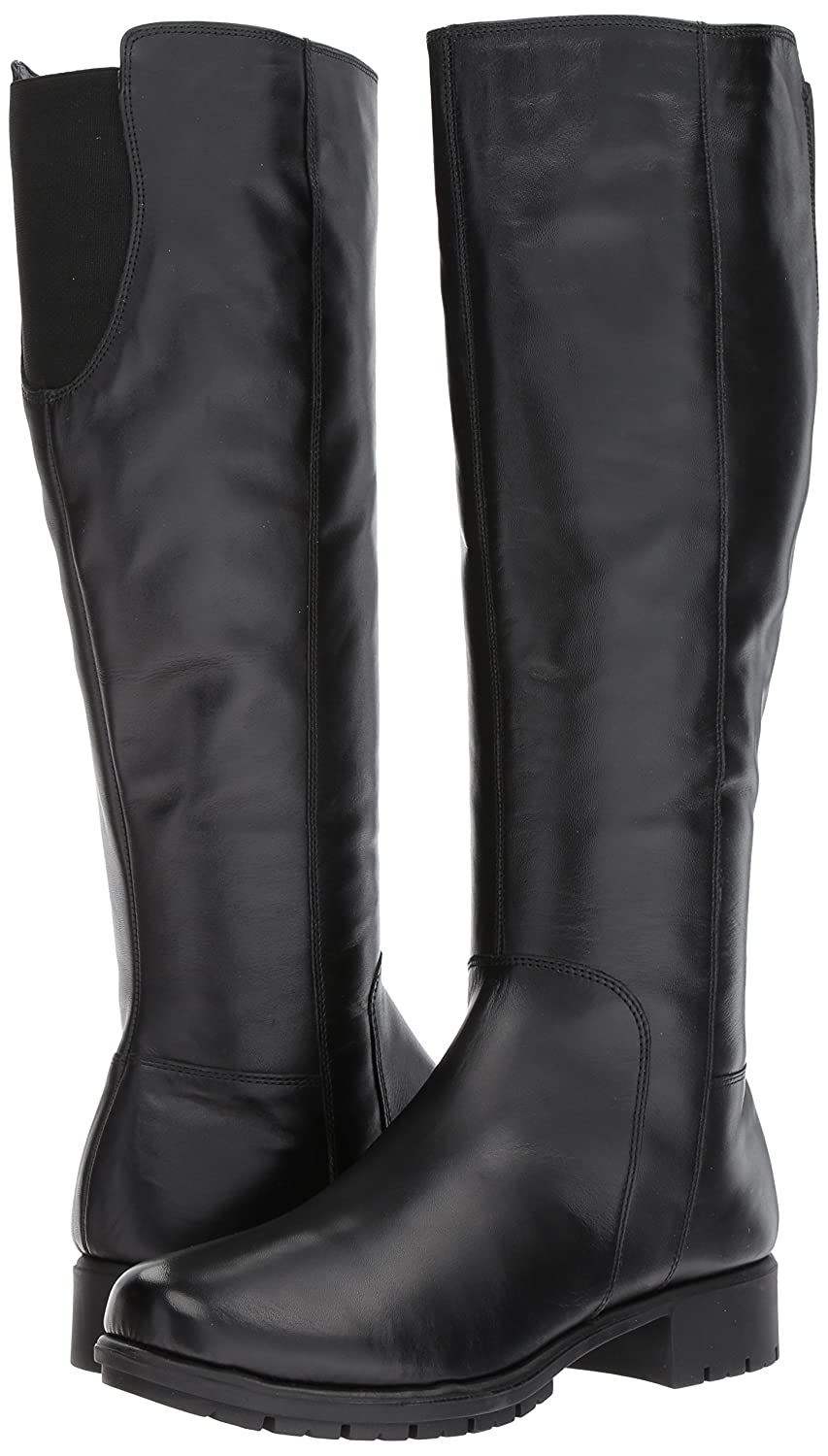 Aerosoles Just 4 You Knee High Boot B073HDZG8G 12 W US|Black Leather