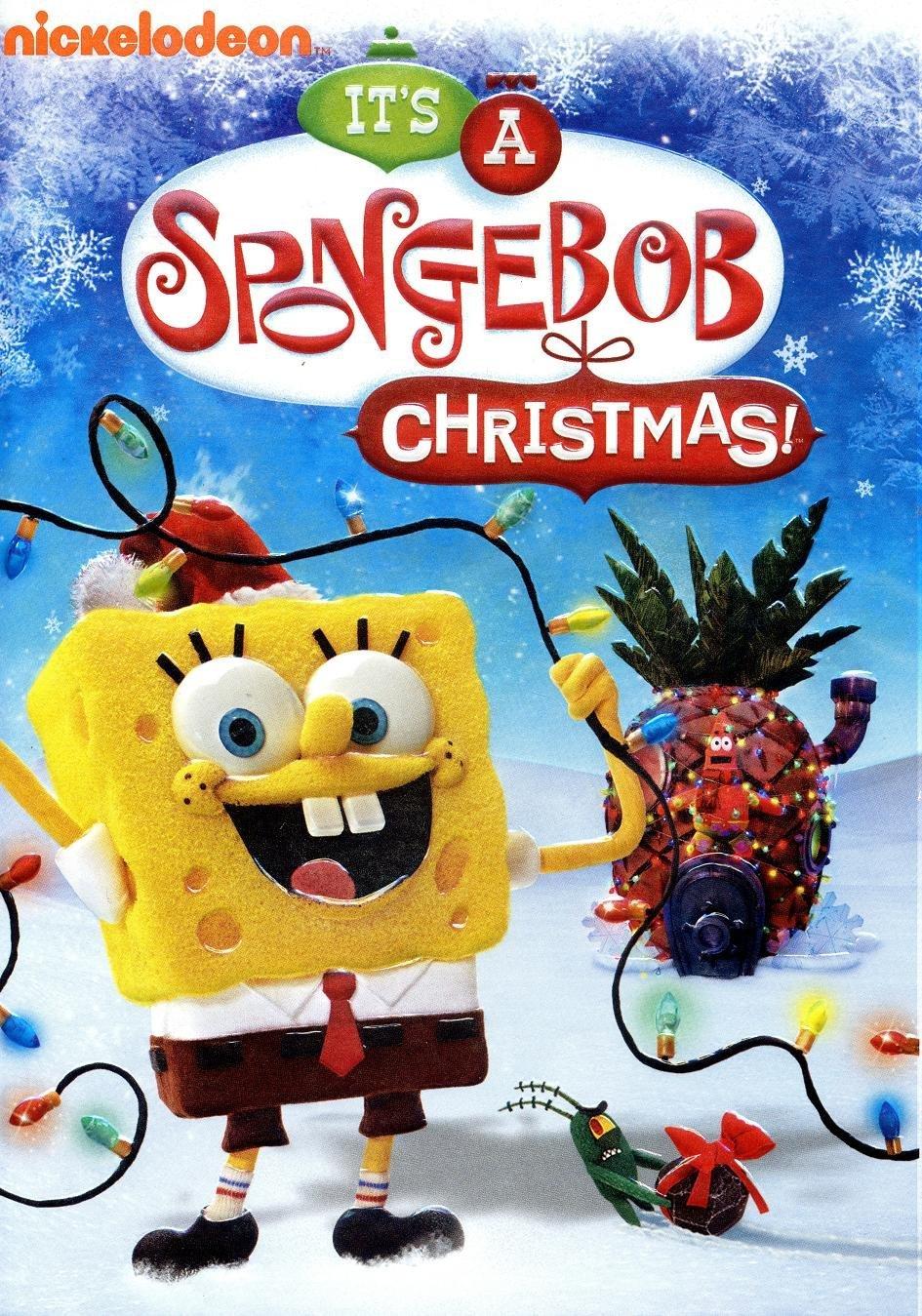 Amazon.com: SpongeBob SquarePants: It\'s A SpongeBob Christmas ...