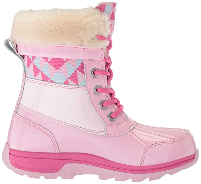 73764cf9f4d UGG Kids' K Butte Ii Patent Truckee Cwr Snow Boot