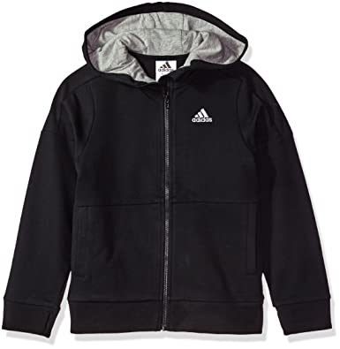 7e67a5e9f Amazon.com  adidas Boys  Athletics Jacket  Clothing