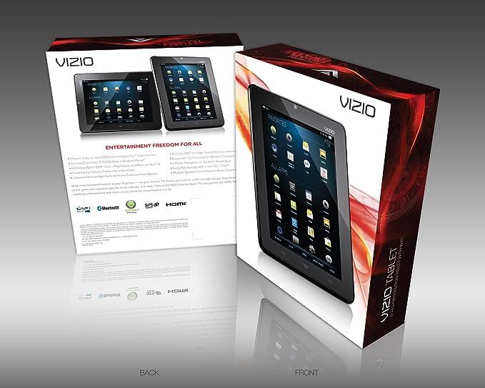 VIZIO VTAB1008 4GB Negro - Tablet (Flash, 1024 x 768 Pixeles ...