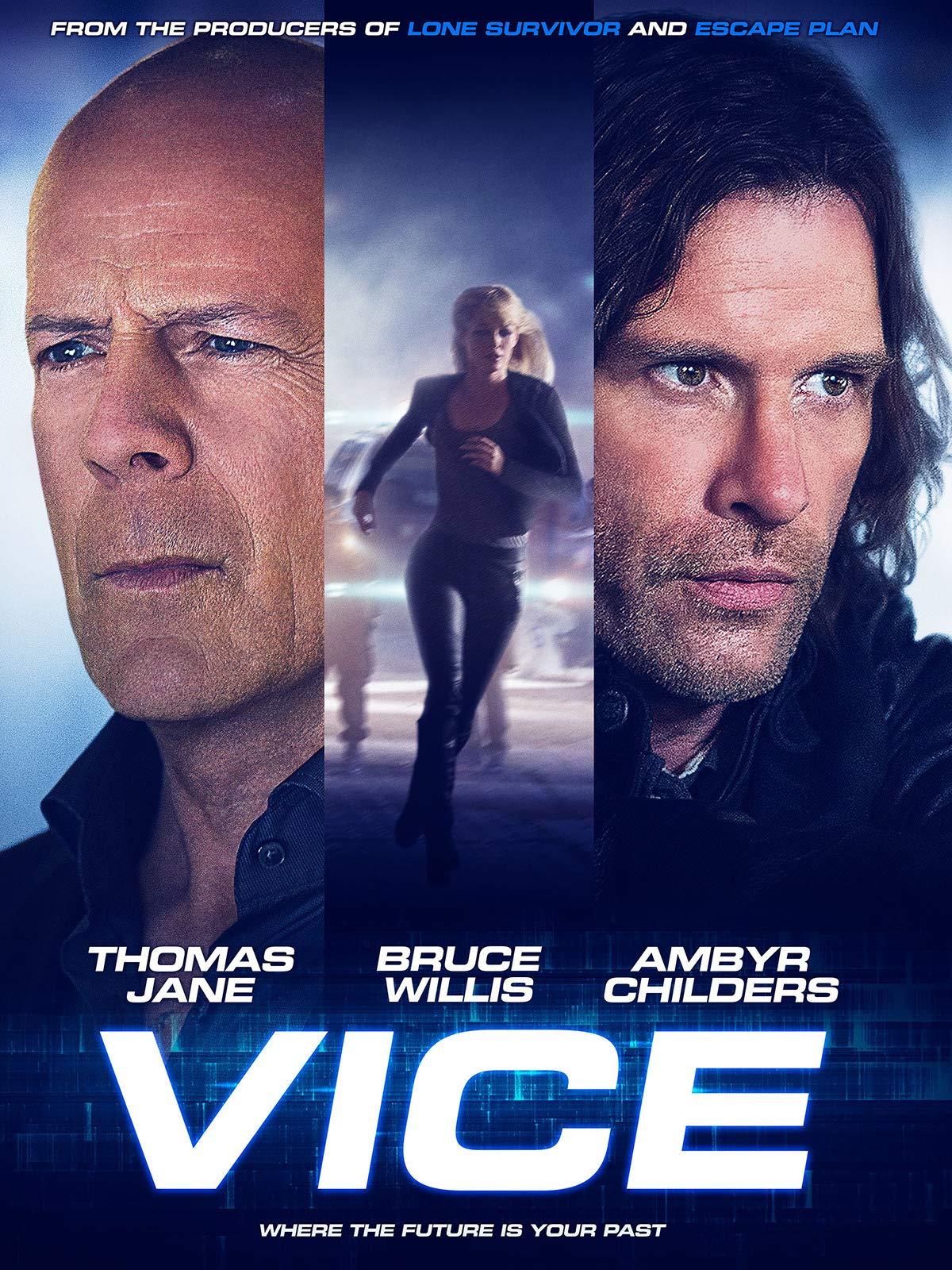 Vice on Amazon Prime Video UK