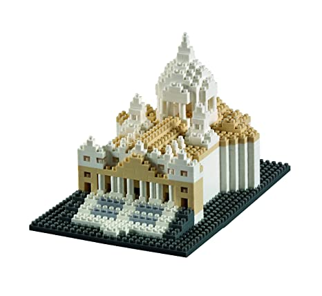 3dItaly Basilica PietroPuzzle 410135 Edition627 Brixies 3RLj54A