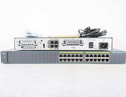 Amazon com: Cisco CCNA CCNP Lab or Business WS-C2960-24-S Switch and