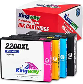 Magenta Pigment Ink Cartridge for Canon MAXIFY MB5420 Printer