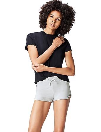 Activewear Short Femme  Amazon.fr  Vêtements et accessoires 55b8687af65