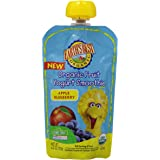 Earth's Best Smoothie Apple Blueberry, 4.2-Ounce (Pack of 12)
