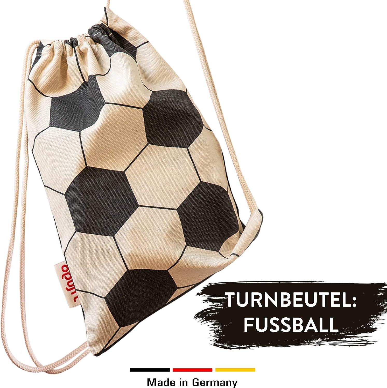 snugo Soccer - Bolsa de Deporte, diseño de fútbol: Amazon.es ...