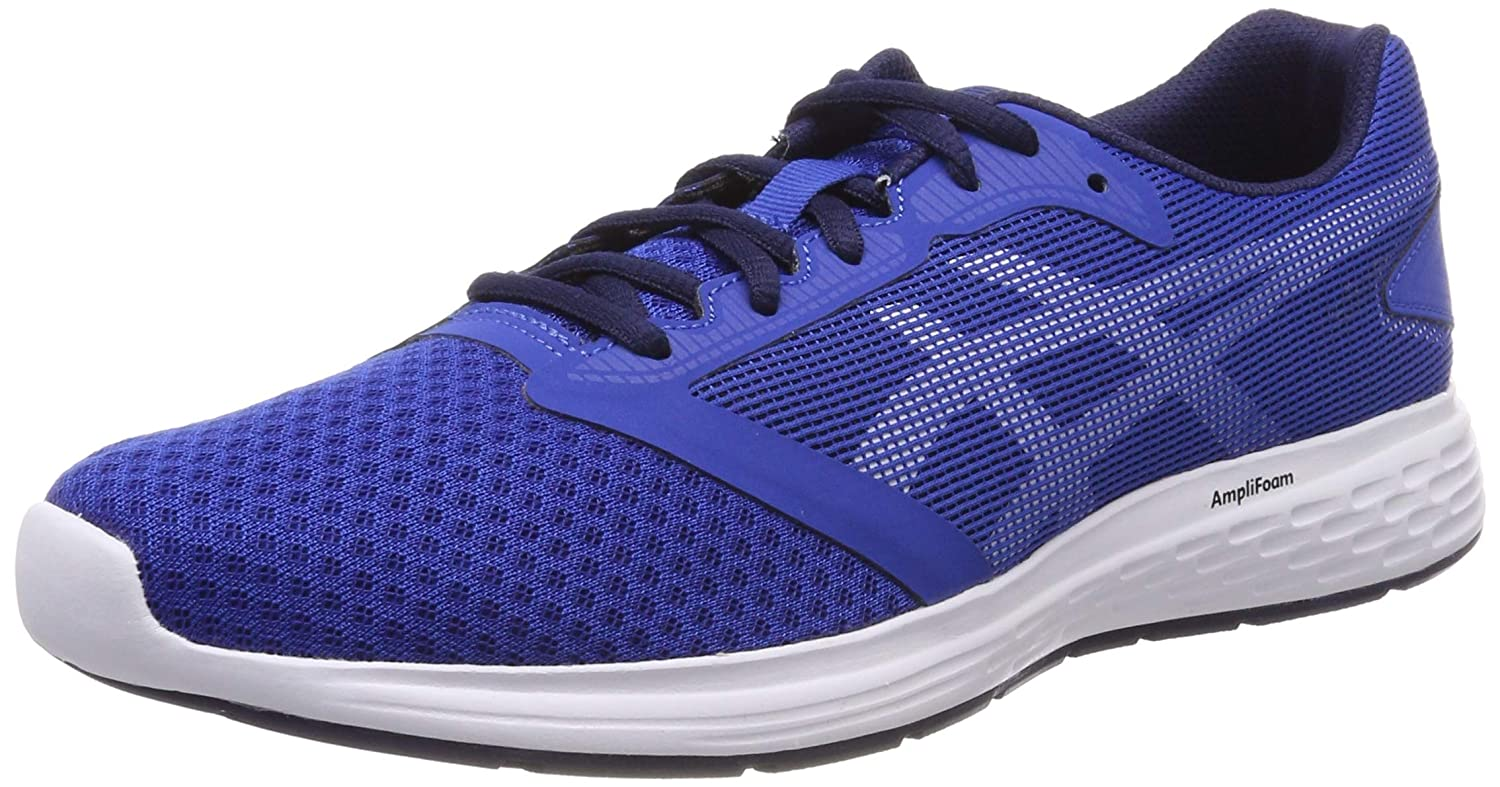 reputable site 75158 b5359 ASICS Men s Patriot 10 Running Shoes  Amazon.co.uk  Shoes   Bags