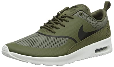nike air max thea olive green womens mens health network. Black Bedroom Furniture Sets. Home Design Ideas