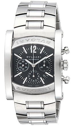 3f96891d91 [ブルガリ]BVLGARI 腕時計 AA44C14SSDCH アショーマ クロノグラフ グレー メンズ [並行輸入品]