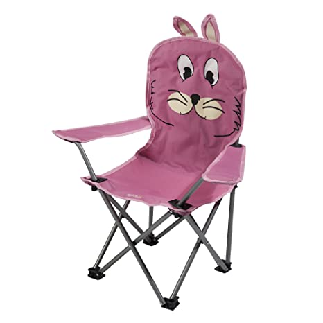 Surprising Regatta Great Outdoors Childrens Kids Animal Camping Chair Theyellowbook Wood Chair Design Ideas Theyellowbookinfo