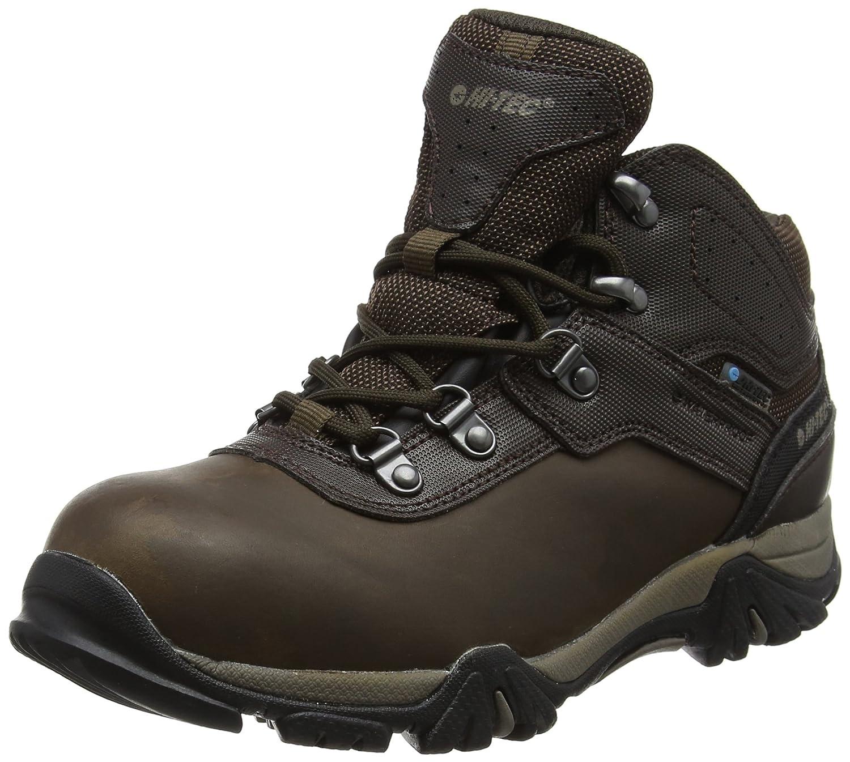 Hi-Tec Unisex-Kinder Altitude VI Waterproof Junior Trekking-& Wanderstiefel, Dark Chocolate