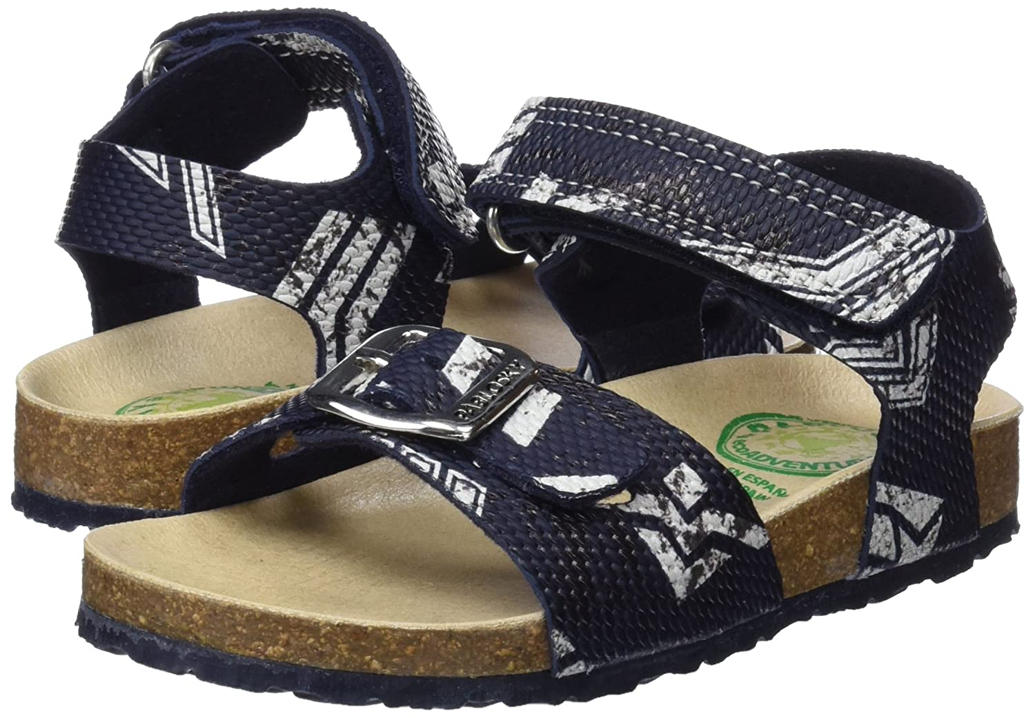 Pablosky Boys/' 584520 Open Toe Sandals