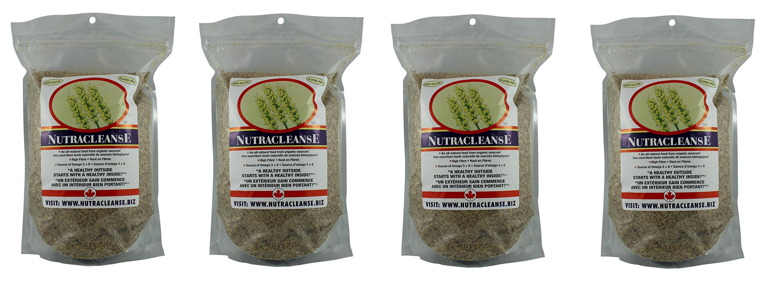 NutraCleanse DEAL (4 x 1 kg)