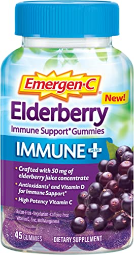 Emergen-C Immune Gummies 45 Count