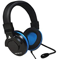 Playstation 3 Officially Licensed COMM-PLAY CP-PRO2 Stereo Gaming Headset (PS3)