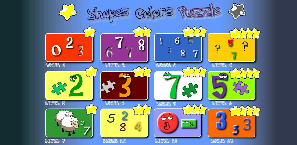 Puzzles para niños gratis. Juegos educativos en edad