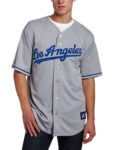 great fit 462ca cbe88 los angeles dodgers away jersey