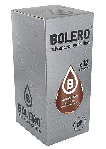 12 x Bolero Powdered Drinks Classic 9 g sachet