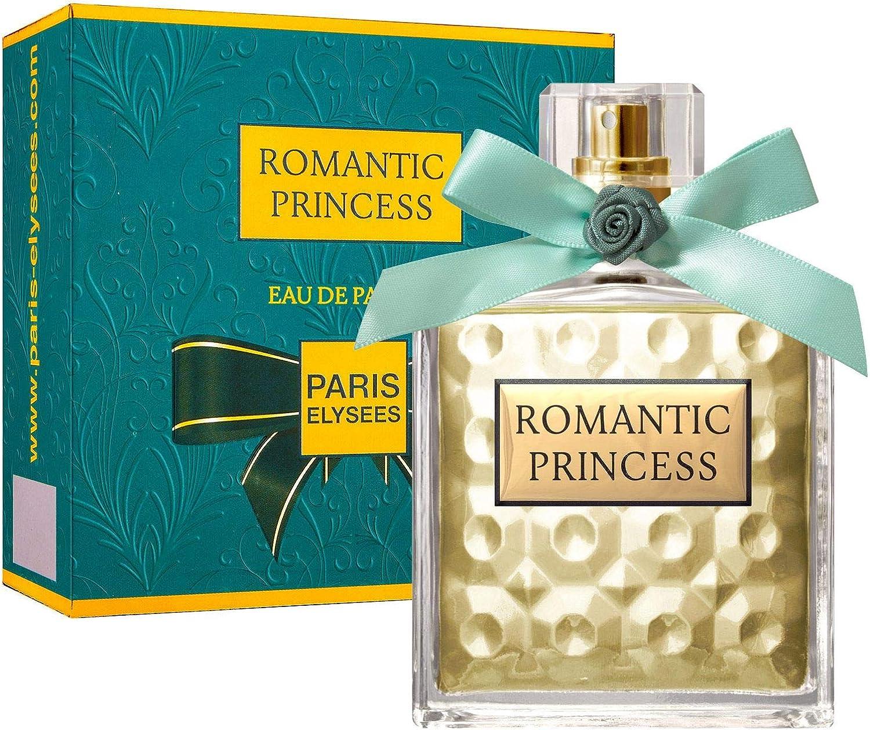 Romantic Princess Eau de Parfum 100 ml mujer Paris Elysees + ...