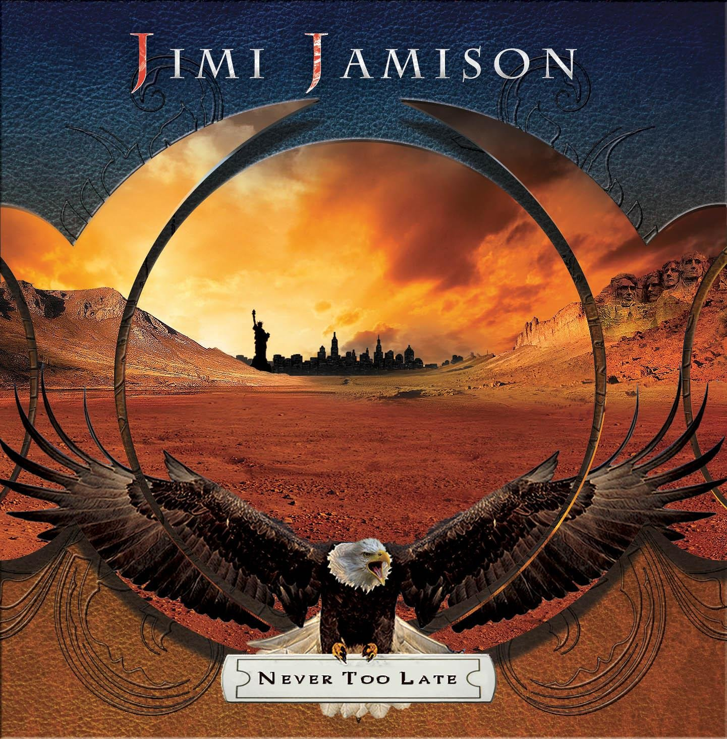 Jimi Jamison Never Too Late Amazon Music