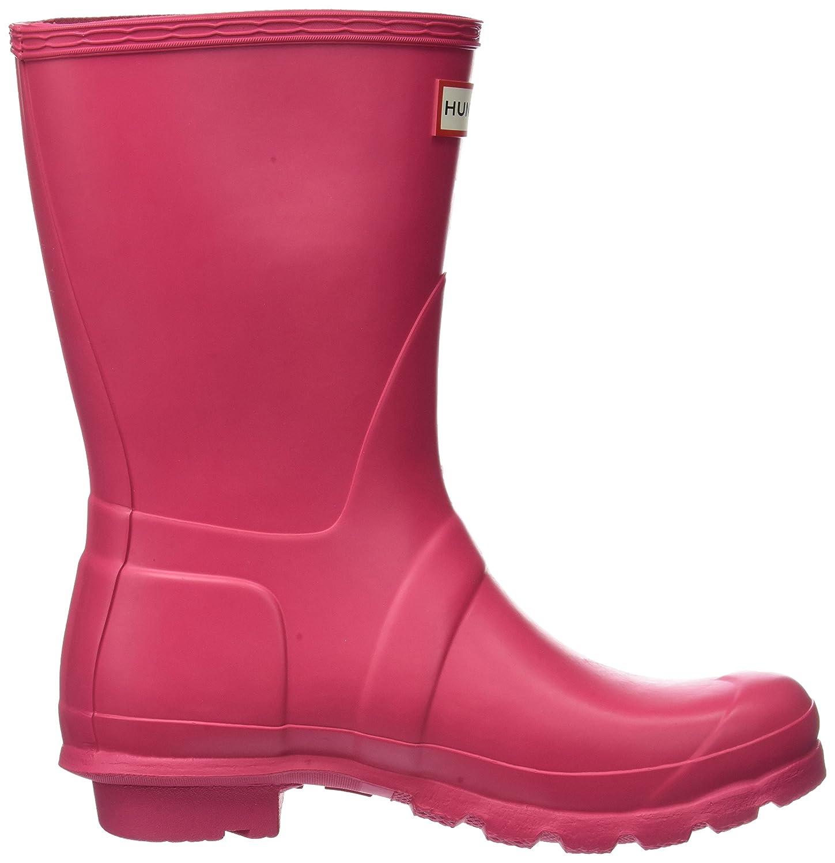 Hunter (Pink Damen Wellington Stiefel Gummistiefel Pink (Pink Hunter Rbp) 793416