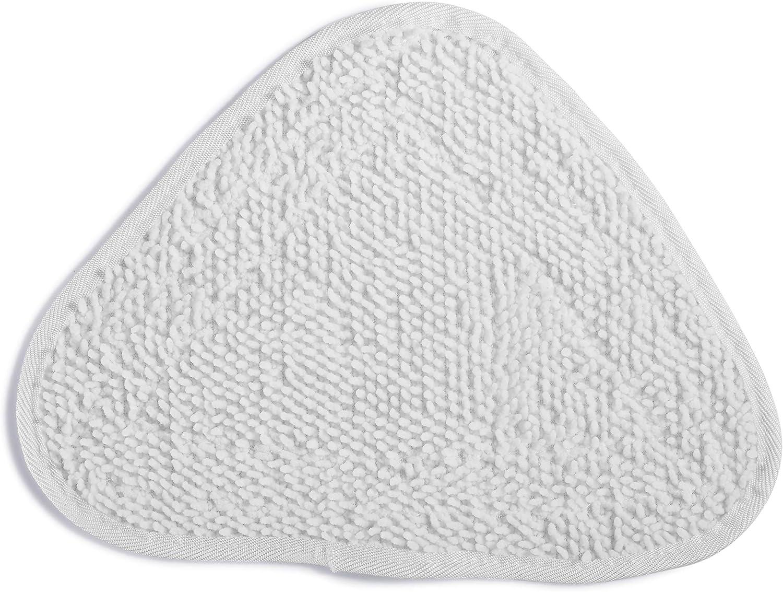 Supremery 6X Bonnettes Microfibre Lingettes Remplacement avec Vileda Steam Balai Vapeur Chiffons