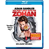 You Don't Mess with the Zohan (Includes Theatrical & Extended Versions Plus 5 Exclusive Features)