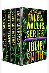 The Complete Talba Wallis Series: Vol. 1-4 (The Talba Wallis Series) Kindle Edition