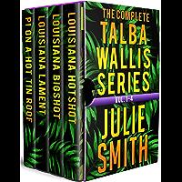 The Complete Talba Wallis Series: Vol. 1-4 (The Talba Wallis Series) (English Edition)