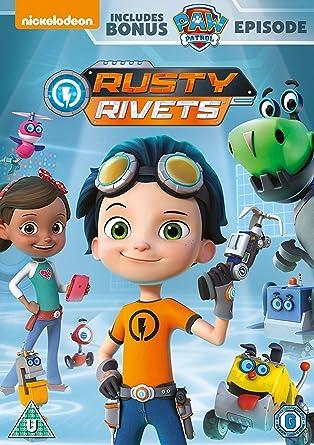 Rusty Rivets: Season 1 Set [Edizione: Regno Unito] [Reino Unido]