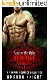 Fangs of the Alpha Vampire (English Edition)