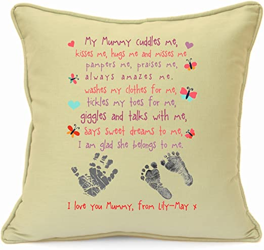 PERSONALISED NANNYS GARDEN SIGN GIFTS FOR MUM UNUSUAL GIFTS FOR HER GRANDMA NANA
