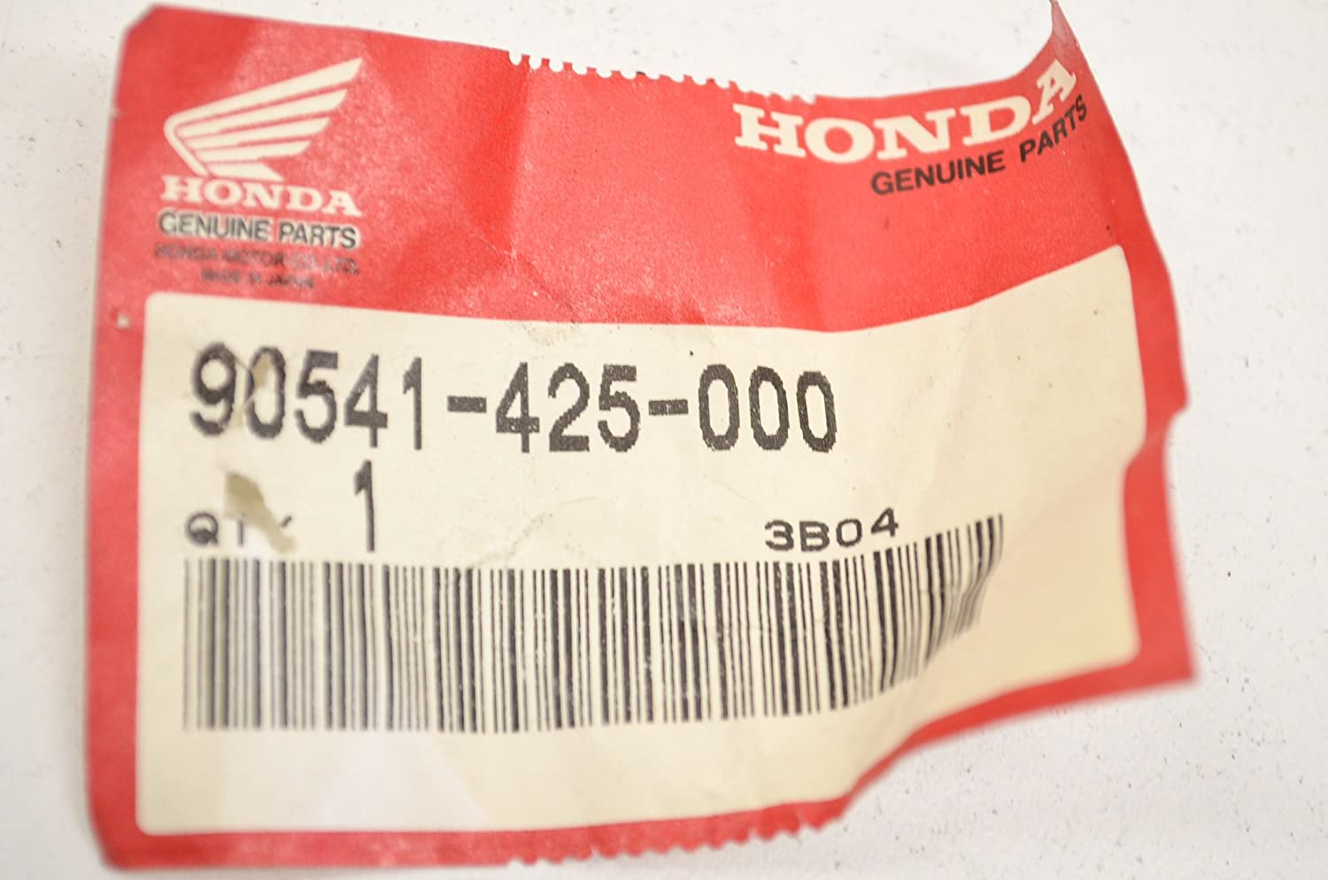 SETTING QTY 1 Honda 90541-425-000 RUBBER