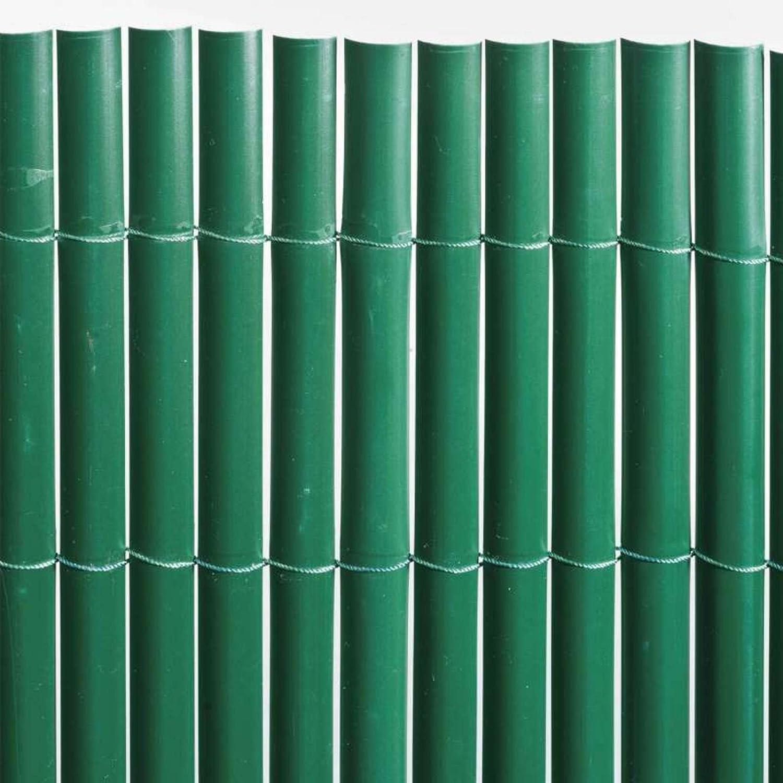 Sodipa 07230 Canisse Simple Face PVC Vert 1 X 3 m 900 g//m/²