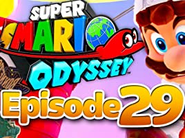 Amazon Com Clip Super Mario Odyssey Gameplay Zebra Gamer