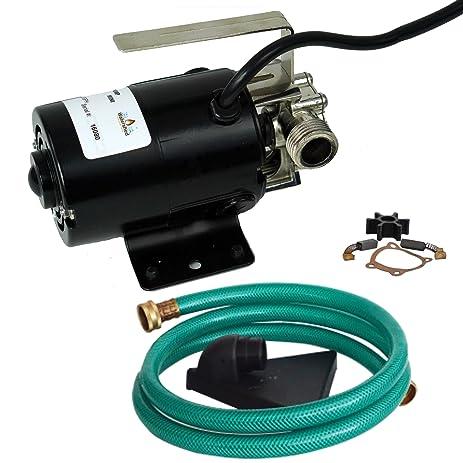 Watershed Innovations 320GPH Hydrapump Mini115V 110th Hp 330 Gph
