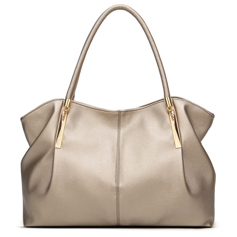 Forestfish PU Leather Ladies Satchel Tote Bag Shoulder Bags Handbags for Women