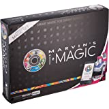 Marvin's iMagic Interactive Box of Tricks Set - Amazing Smart Magic Set for Smart Phones and Smart devices  (compatible with Apple & Android devices) Professional Magic made easy