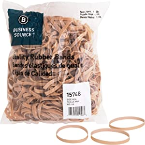 Business Source Size 64 Rubber Bands (15748)