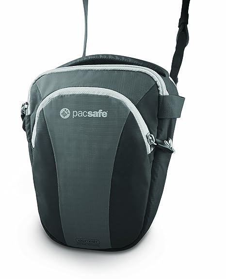 Pacsafe V3 Beltpack Case Gris - Funda (Beltpack Case, Universal, Gris)