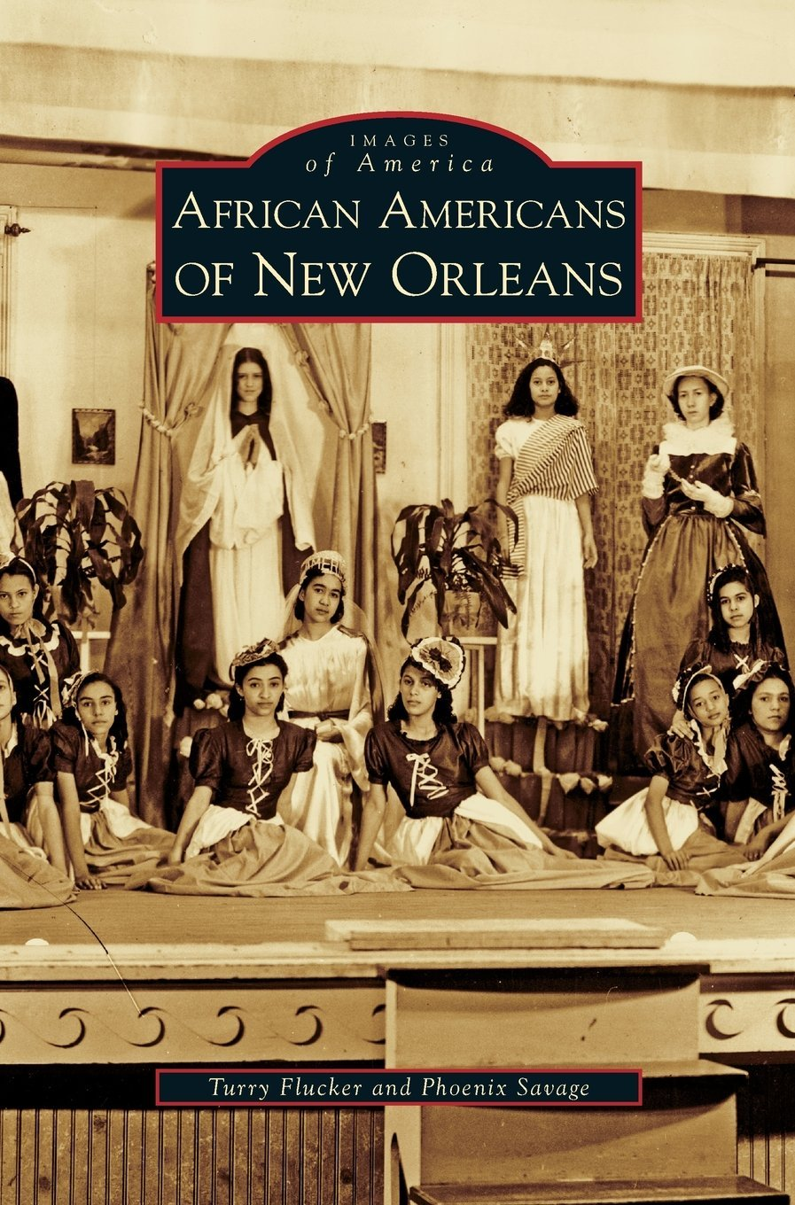 Download African Americans of New Orleans ebook