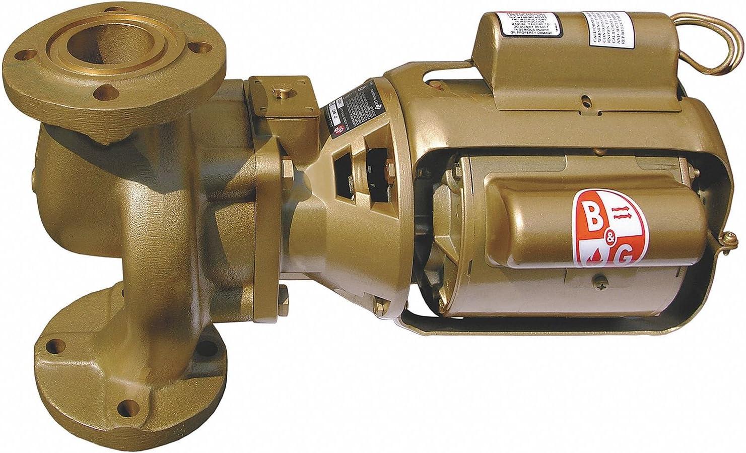 1//2 x 1//2 Size Bell /& Gossett 118723 Coupler for Series 2-1//2 LD3 Pumps HD3