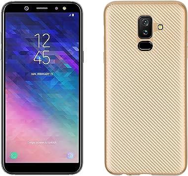 Funluna Samsung Galaxy A6 Plus 2018 Funda: Amazon.es: Electrónica