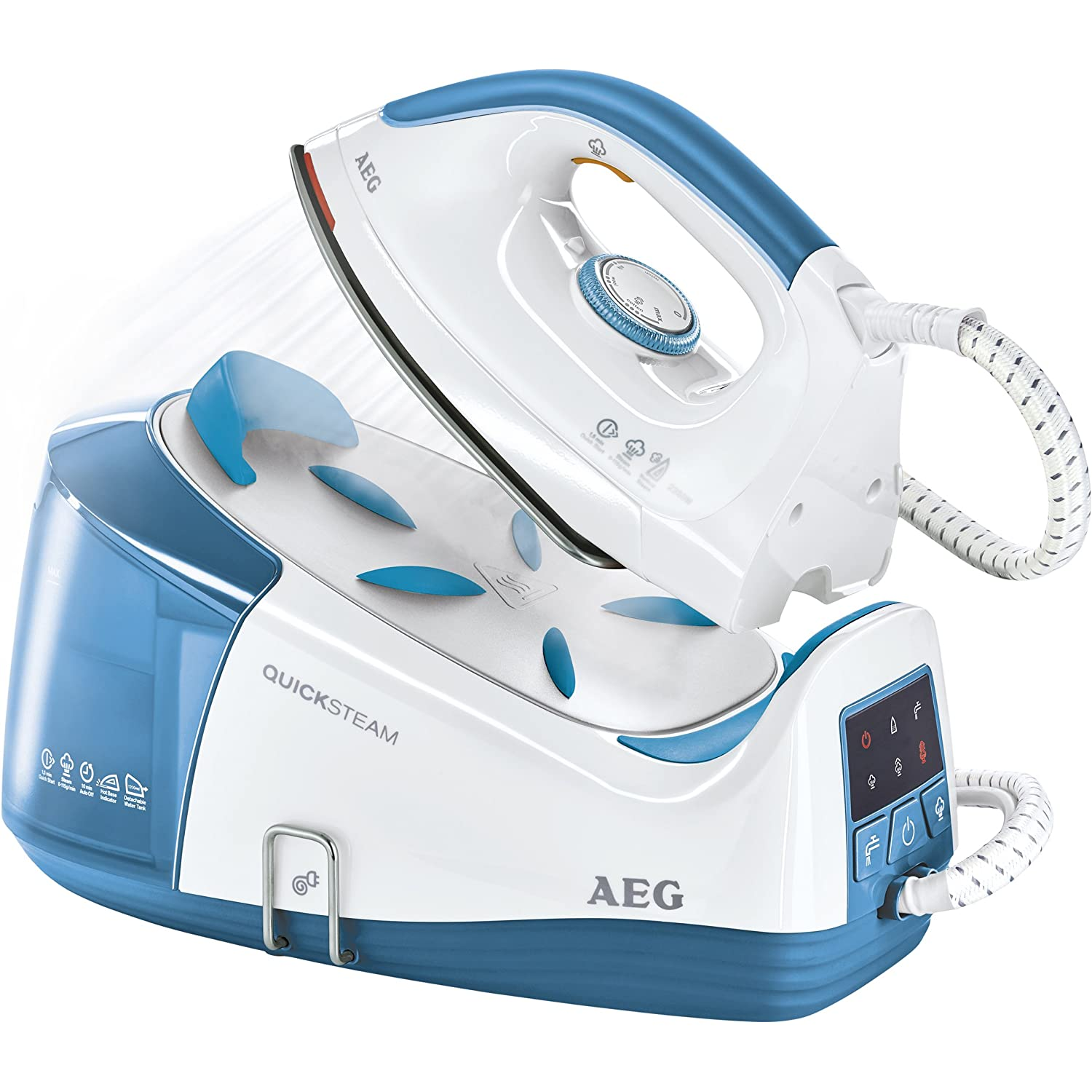 AEG QuickSteam DBS3350-1